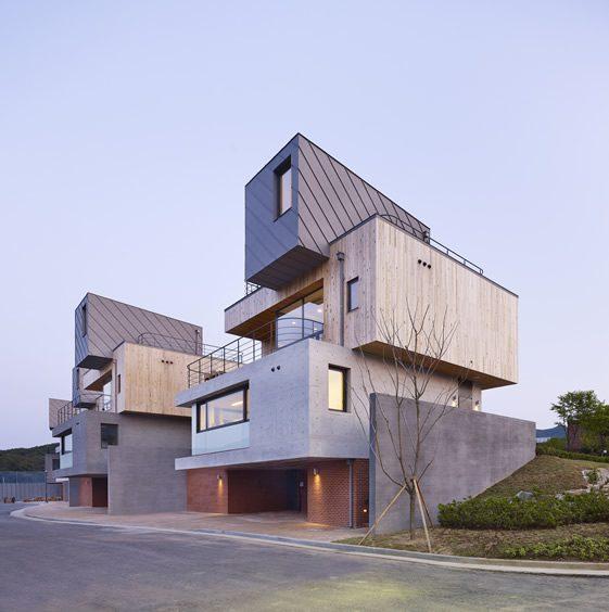 Houses in south korea for Houses in south korea