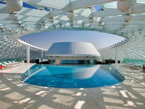 The Yas Hotel, Abu Dhabi
