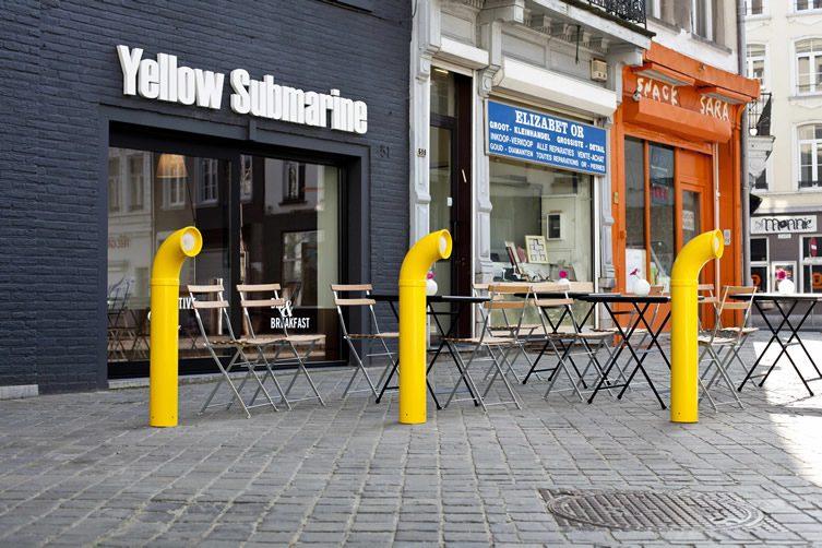 Yellow Submarine, Antwerp
