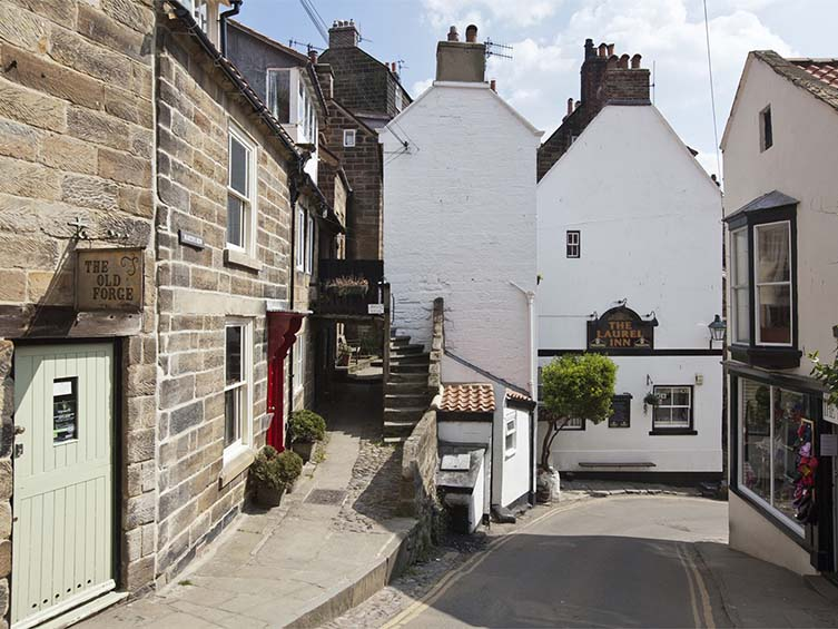 Albion Hall, Robin Hood's Bay, North Yorkshire
