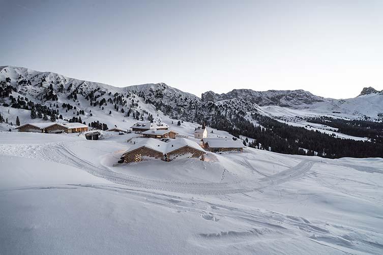 Zallinger Dolomites Design Hotel