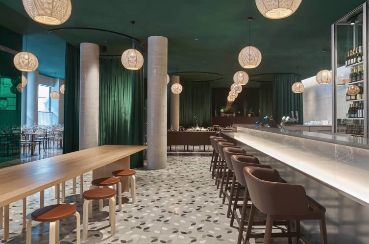 Zander k bergen design hotel by de bergenske claesson for Design hotel berge