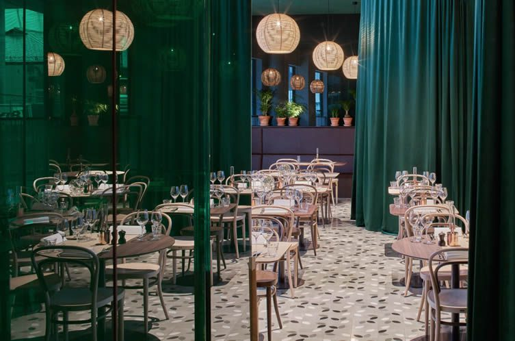 Zander K Bergen Design Hotel by De Bergenske, Claesson Koivisto Rune