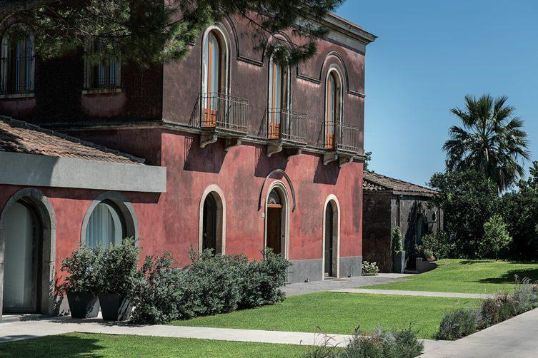 Zash country boutique hotel sicily for Design hotel sicilia