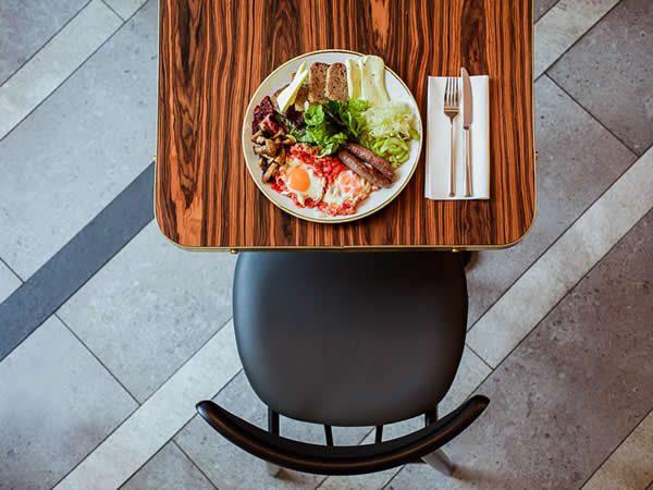 Zenit Krakow, Miodowa 19 Kazimierz Restaurant Design by PION Studio