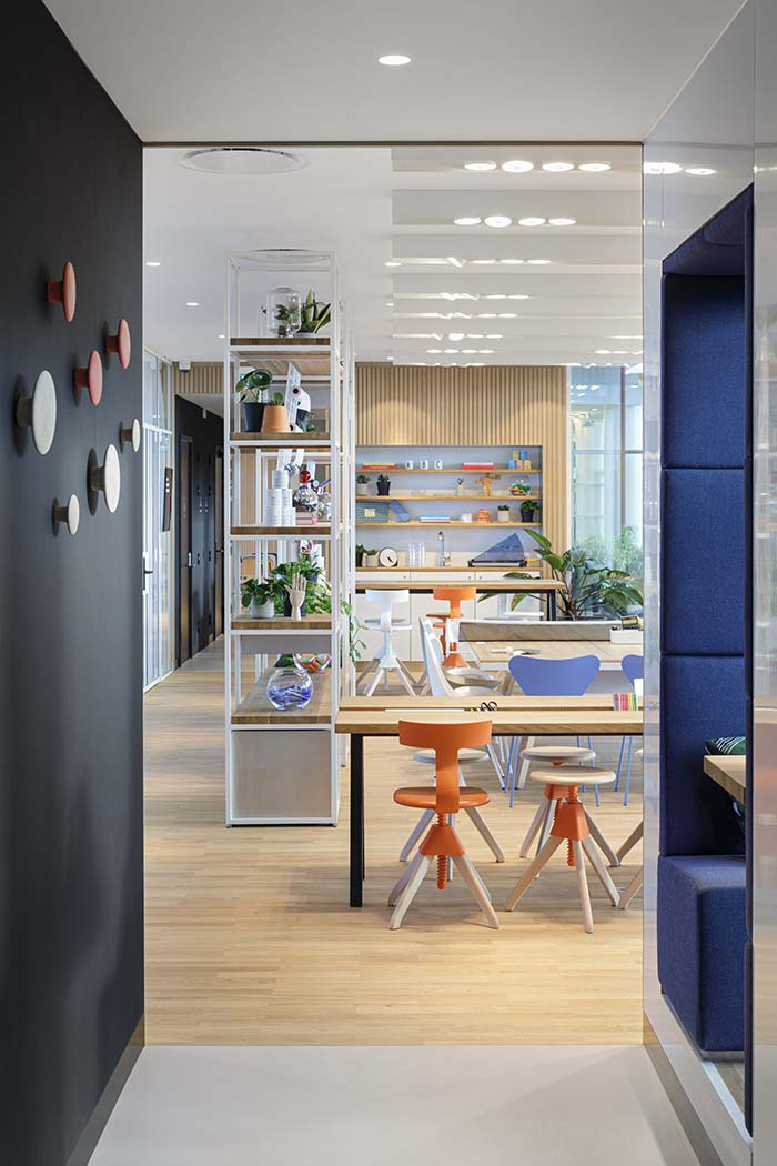 Amager Island Design Hotel Coworking