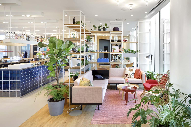Zoku Copenhagen, Amager Island Design Hotel Coworking Coliving Space