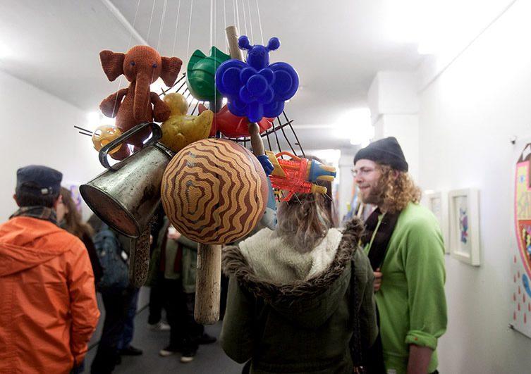 Zosen and Mina Hamada — INSIDE/OUTSIDE at B&B Gallery Sheffield