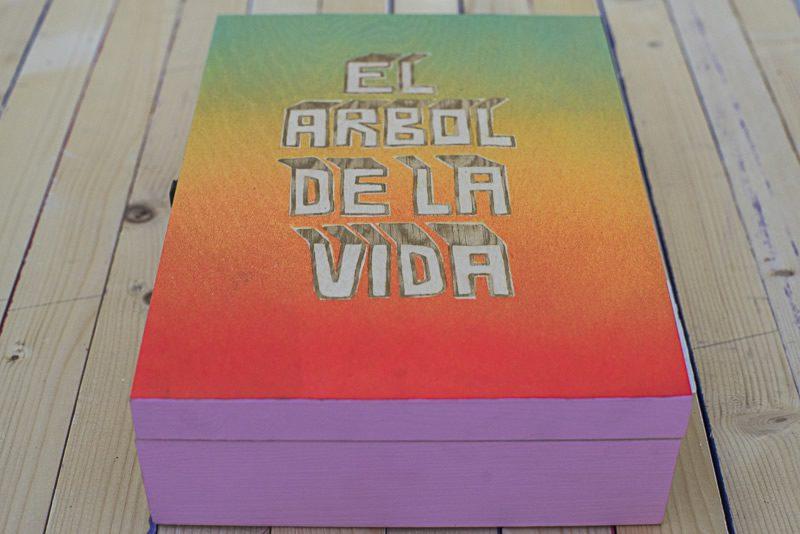 Zosen El Arbol de la Vida at Fluorescent Smogg, Barcelona